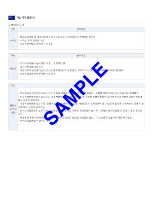 한두레건설(주) 기업분석보고서(NR2)12
