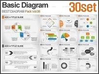 Basic 다이어그램 패키지 Vol.06(30종)_그린피티
