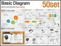 Basic 다이어그램 패키지 Vol.05(50종)_그린피티
