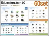 교육 아이콘 패키지02 Vol.04(60Set)_바니피티