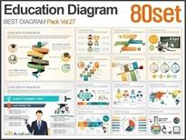 학교교육 다이어그램 패키지Vol.03(80종)_바니피티